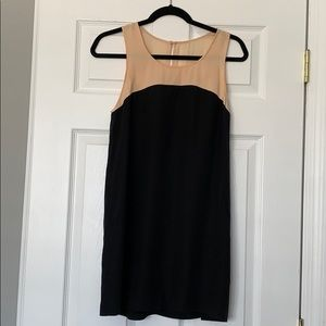 Silk Tibi dress